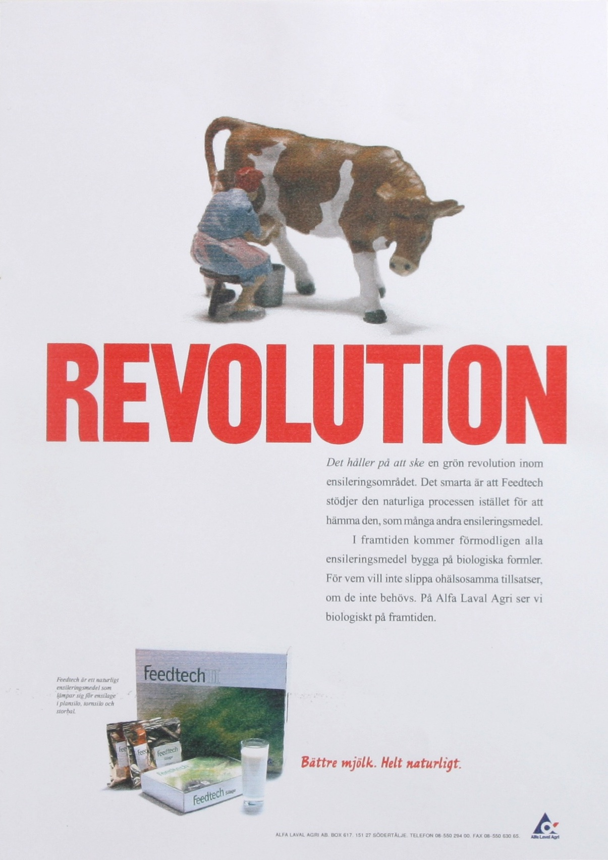 AlfaLavalAgri, revolution