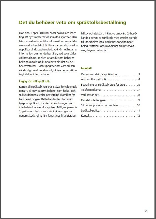 SLL språktolk 2