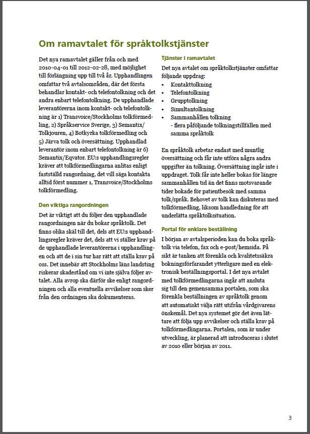 SLL språktolk 3
