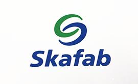 Skafab-logo